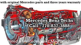 Mercedes Benz Transmission Fluid Change   Mercedes Transmission Parts
