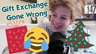 It's The Christmas Gag Gift Exchange Gone Wrong