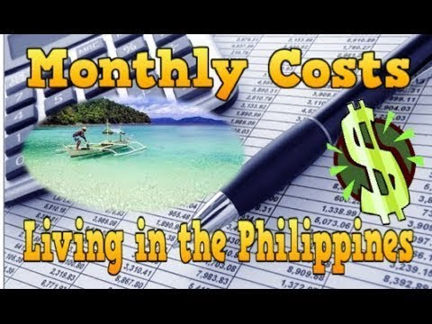 Philippines Expat: Cost of Living In Cebu City 2018 ✅