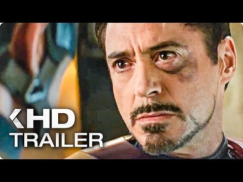CAPTAIN AMERICA 3 Trailer #2 (2016)