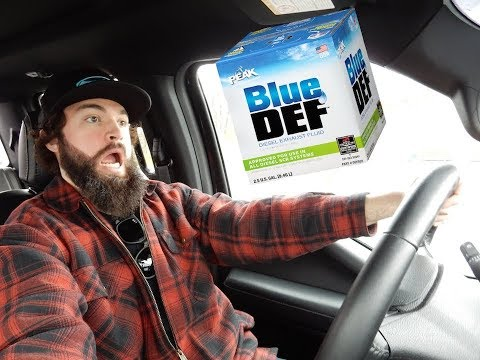 How far can you go on a tank of Diesel Exhaust Fluid - 6.7 Powerstroke