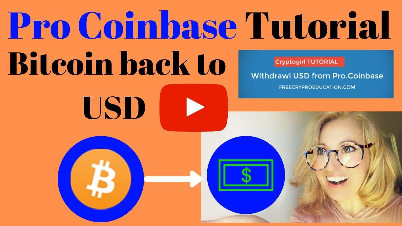 coinbase cash out