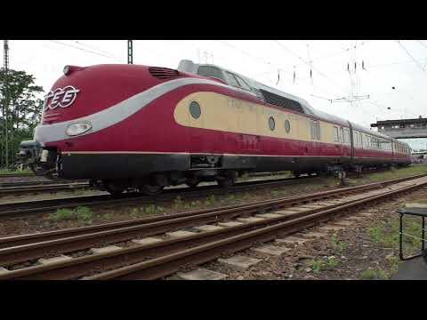 Frankfurt city | River Rhine Cruise | Travel Vlog von YouTube · Dauer:  8 Minuten 48 Sekunden