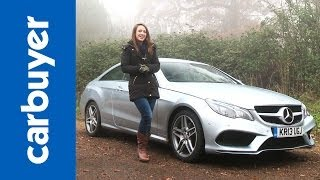 Mercedes E-Class coupe 2014 review - Carbuyer