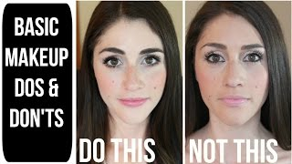 Back to School Makeup Dos and Don