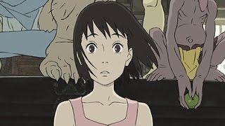 MOMO E NO TEGAMI | UNA CARTA PARA MOMO (2011) Hiroyuki Okiura