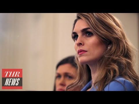 Introducing The New Fox Chief Communications Officer....Hope Hicks! | THR News