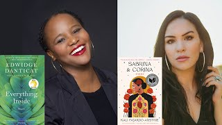 Edwidge Danticat And Kali Fajardo Anstine