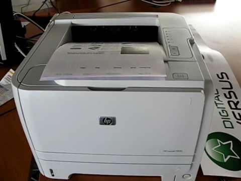 HP® LaserJet P2035 Printer