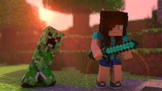 Minecraft Song ♫ CREEPER a Minecraft Parody (Minecraft Animation)