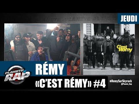 """Planète Rap - Rémy """"C'est Rémy"""" #Jeudi"""