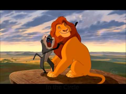 Circle of life: lion king (with Lyrics)