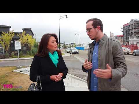 "Edmonton Elections: Sandy Pon: ""Smarter City, Lower Taxes"" - Ward 9"