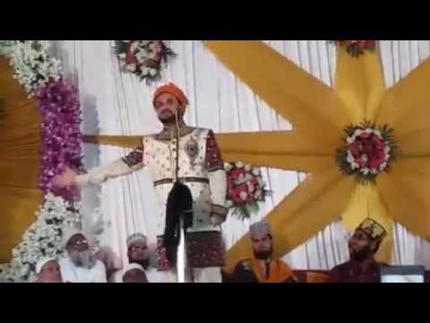 Masha Allah akaqa darbar nirala hai Naat by Syyed shajar ali.
