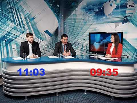 Теледебаты на NTS : В.Лупов Vs К.Татарлы