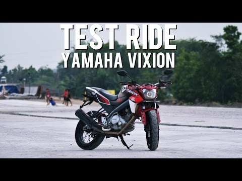 Test Ride Yamaha New Vixion Lightning - Motovlog Ngawi #2