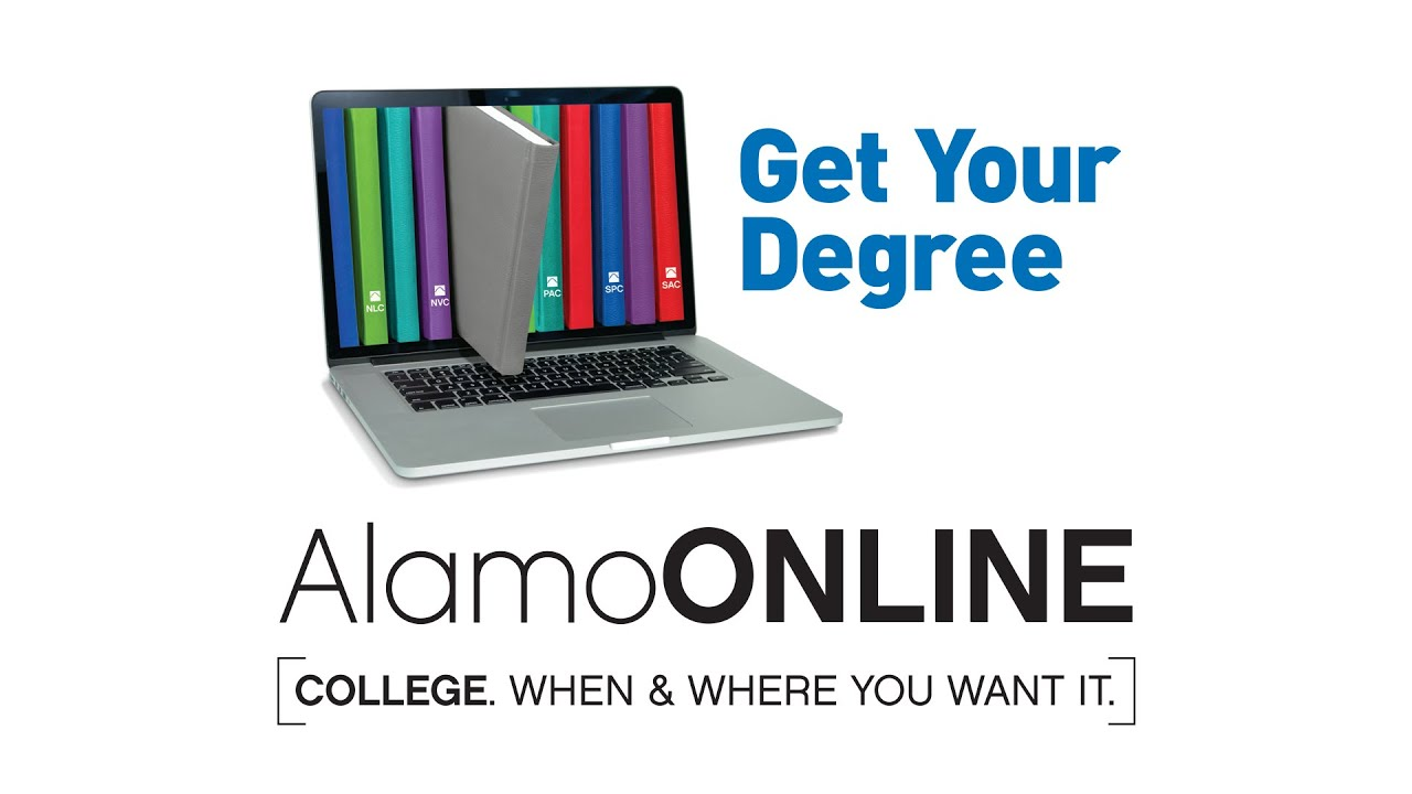 Alamo Colleges Online Degrees & Online Coursework