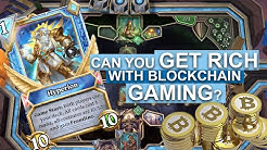 Get Rich With Blockchain Gaming?