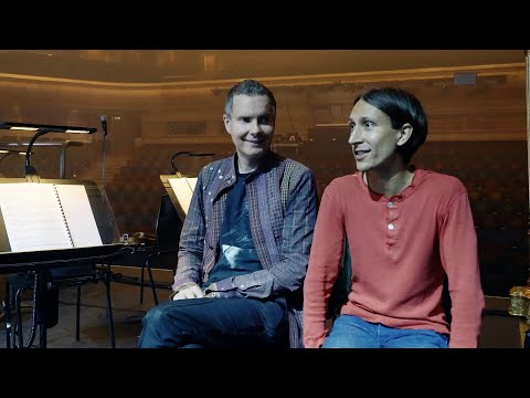 Jónsi & Alex Somers - Making of... Riceboy Sleeps Tour. Mp3