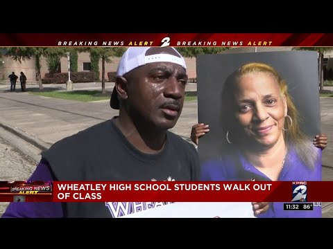 Wheatley High School walkout