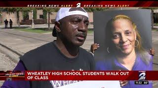 Wheatley High School Walkout