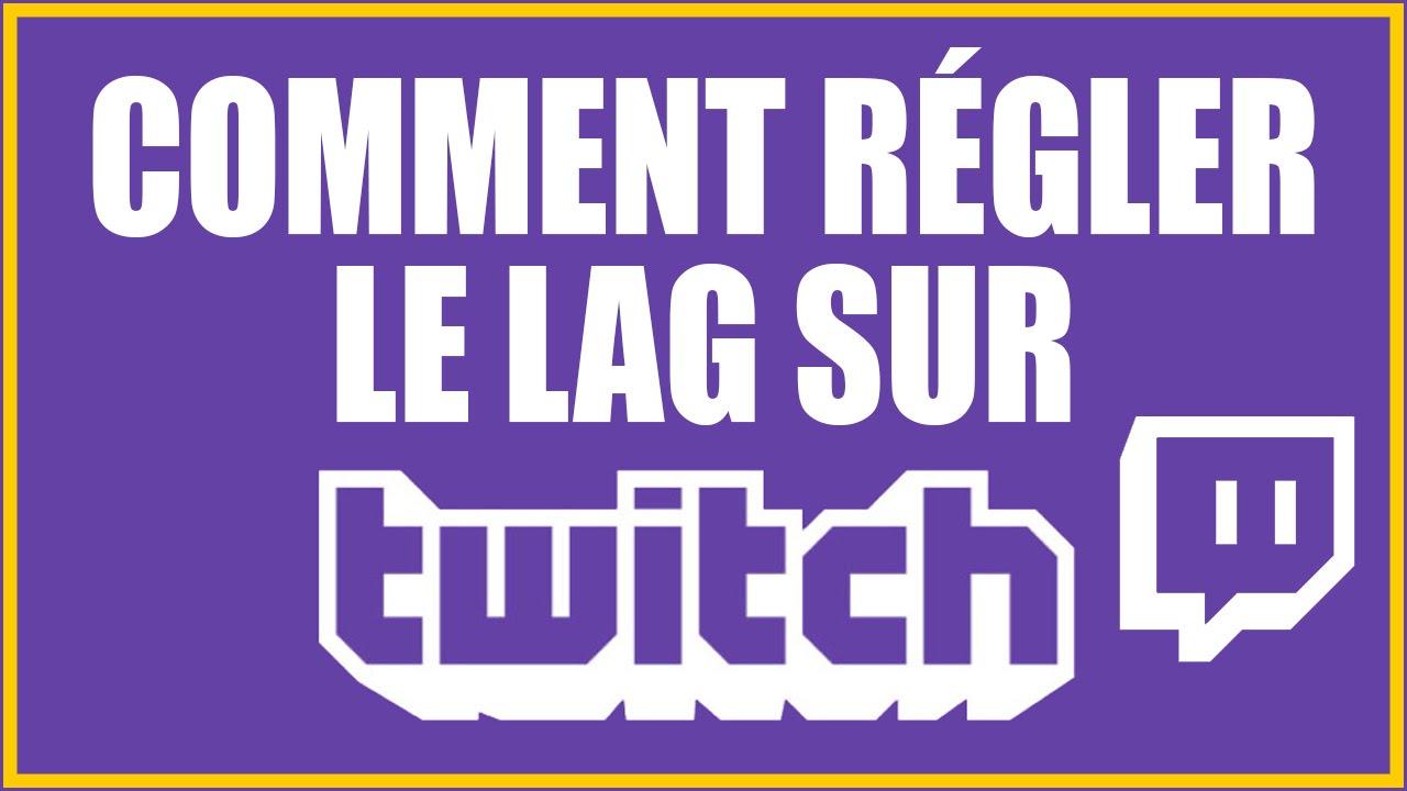 Twitch Stream Lag