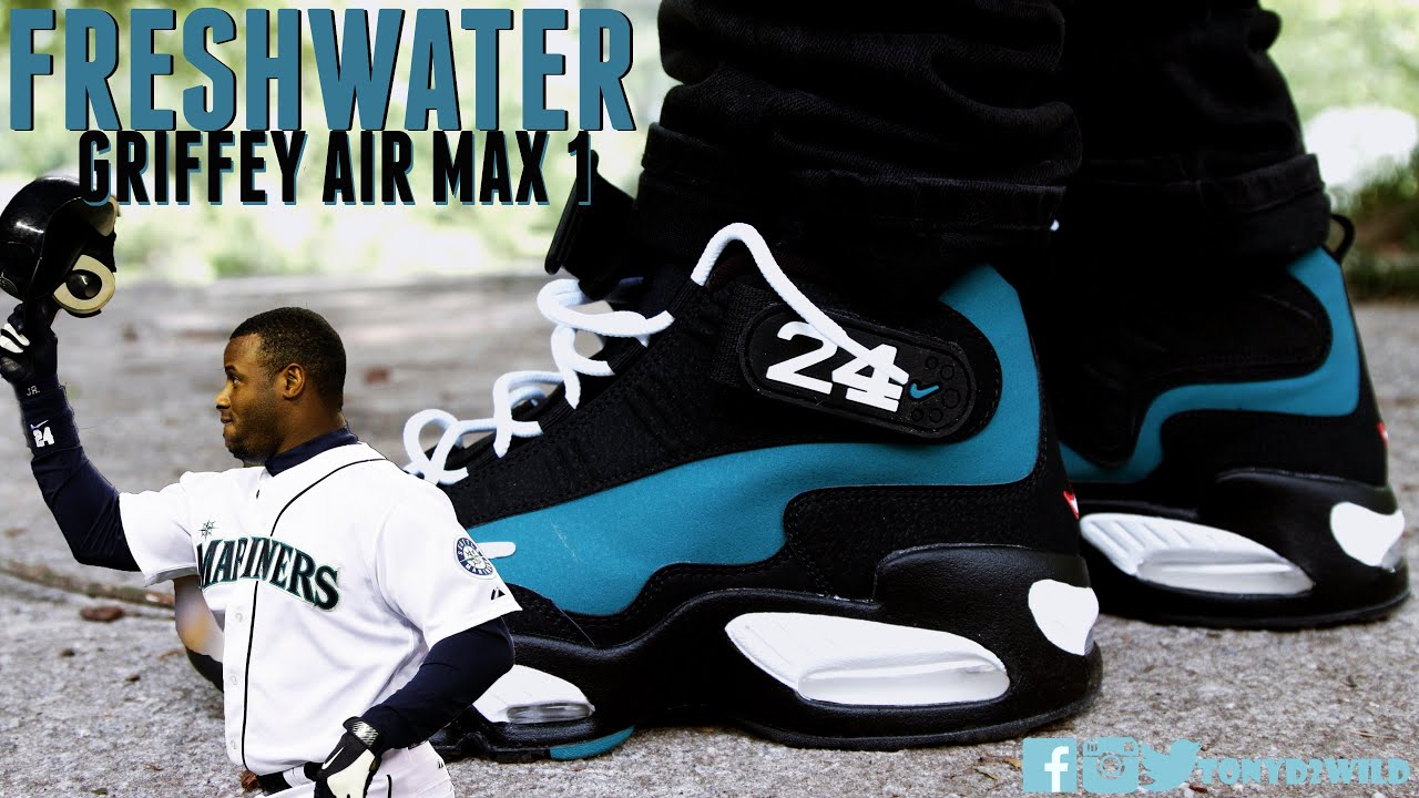 Nike Air Griffey Max 1 'Safari' ADDICT