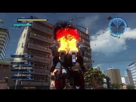 EDF Earth Defense Force 5 Mission 88 Threads Everywhere - Air Raider Inferno thumbnail