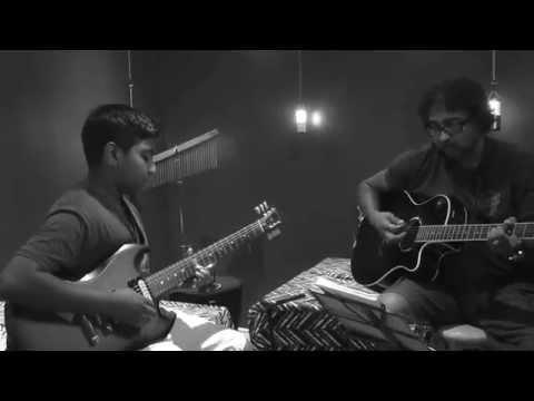Kaveri oram - Live Guitar Cover by Meryl ft. Kumaran...