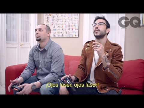 GQ reta a Diego Alfaro a derrotar a un profesional de videojuegos