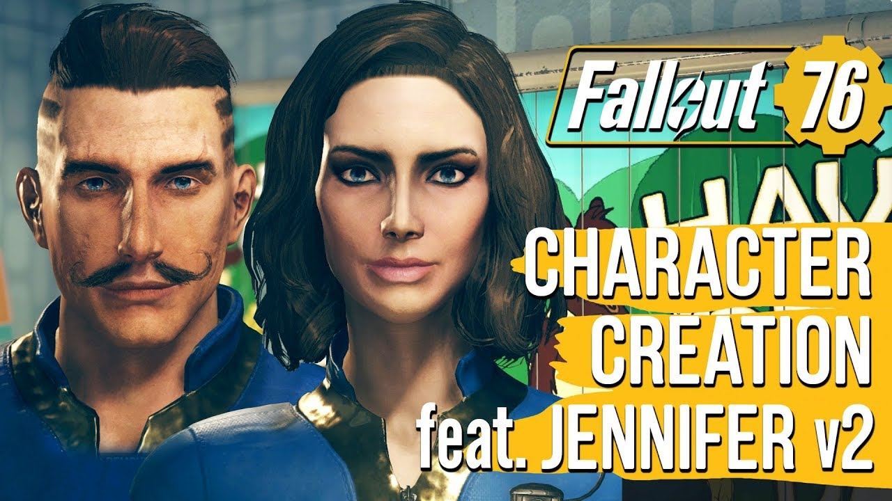 Fallout 76 Character Creation