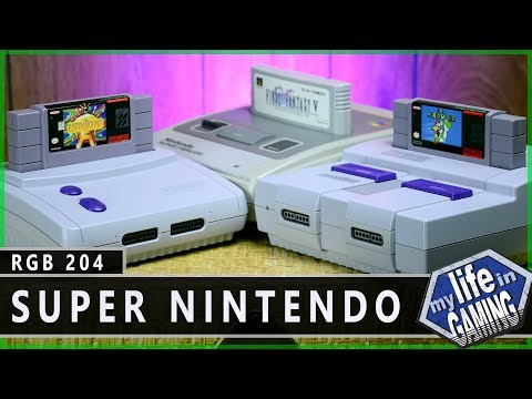 RGB204 :: Getting The Best Picture From Your Super Nintendo / MY LIFE IN GAMING