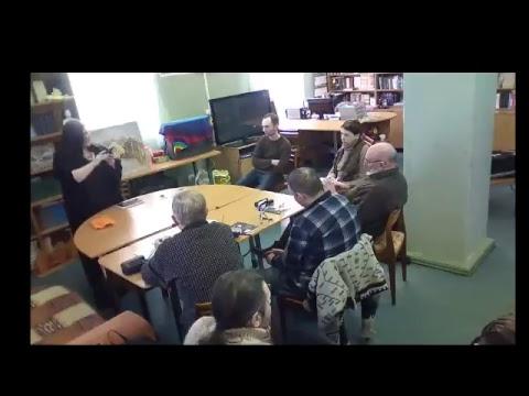 Литературный клуб \
