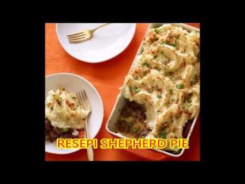 Sedapnya Shepherd Pie Daging Hingga Menjilat Jari Resepi Paling Mudah