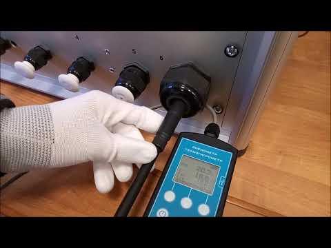 ТКА-ПКМ 60 – Термоанемометр + гигрометр