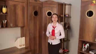 «Навигатор» модульный набор мебели для детской комнаты(подробности на http://www.triya.ru., 2016-12-30T11:52:29.000Z)