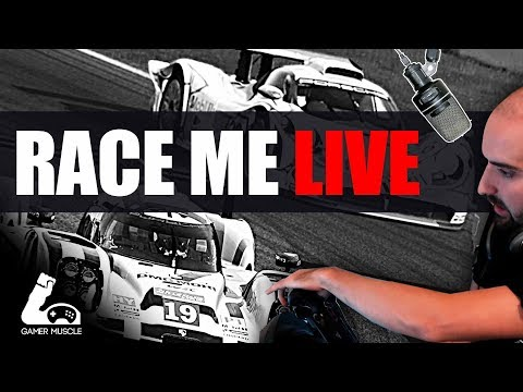 ASSETTO CORSA  - SIMRACING LIVE ! - [ SRS | MULTIPLAYER | DIRECT DRIVE | 01  ]  🔴