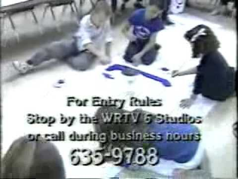 October 1988 - Indianapolis Colts Fans Invited to Make a Banner for MNF Game