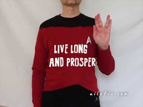 How to make a quick Star Trek Costume