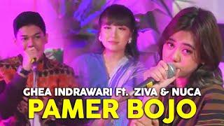 PAMER BOJO - Cover By GHEA INDRAWARI Ft  ZIVA MAGNOLYA & NUCA Live Konser Kebersamaan #DiRumahAja