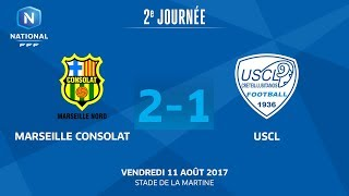 Marseille Consolat vs Creteil full match