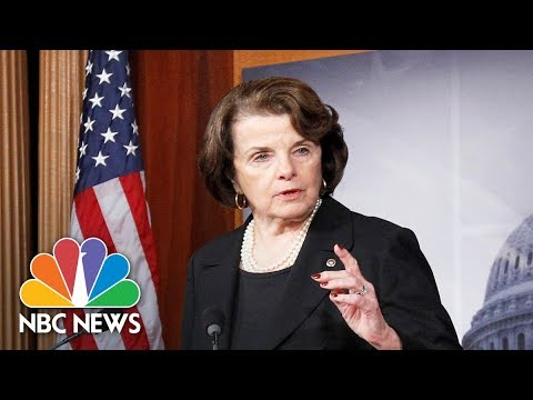 Senator Dianne Feinstein Says Her Daughter Almost Went to Las Vegas Music Festival | NBC News