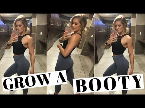 Grow A BOOTY With Basic Gym Equipment | FULL Leg Workout