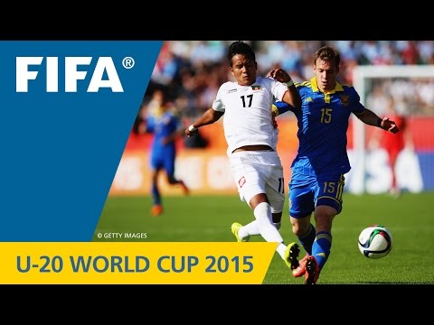 Myanmar v. Ukraine  Match Highlights FIFA U20 World Cup New Zealand 2015