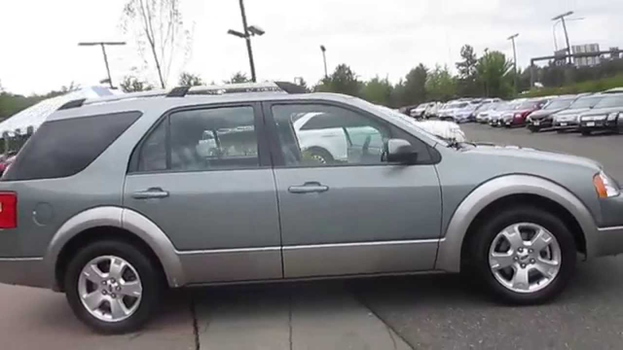 2005 ford freestyle green metallic stock 14 0065b walk around