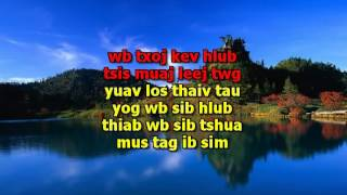 Hmong love song - Ib Sim Neej In Style Of High Voltage