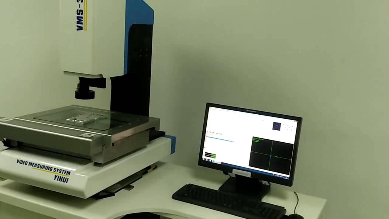 Economical CNC Video Measuring Machine VMS Series_Quality