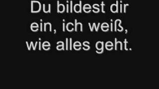 Repeat youtube video Ich und Ich - Stark Lyrics