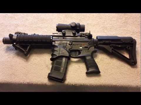 Magpul CTR Stock With Larue RISR Installed Review
