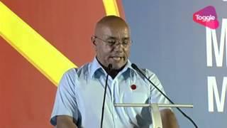 GE2015: Gurmit Singh speaks at WP rally in Simei, Sep 6